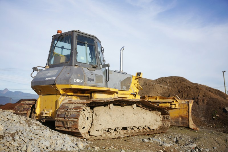 Excavation by Hughes Trucking, Vancouver, Lower Mainland, British Columbia, Calgary, Alberta